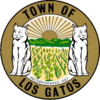 Official seal of Los Gatos, California