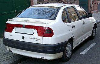 SEAT Córdoba - SEAT Córdoba Mk1 pre-facelift
