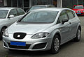 Seat Leon 1.4 Reference (1P) Facelift front 20100731.jpg