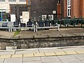 Seat graveyard at Nottingham Railway Station - geograph.org.uk - 1051875.jpg