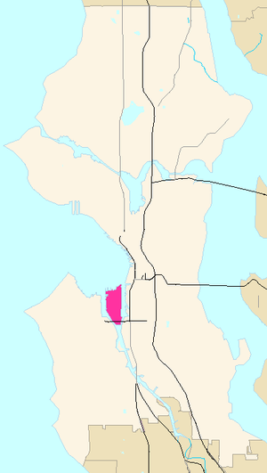 Harbor Island, Seattle - Harbor Island