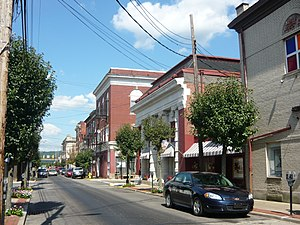 Elizabeth, Pennsylvania - Second Avenue