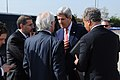 Secretary Kerry Speaks With Middle East Negotiators Before Departing Tel Aviv (10740991263).jpg