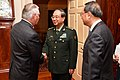 Secretary Tillerson Greets Chinese General Fang and Chinese State Councilor Yang Before the U.S.-China Diplomatic and Security Dialogue in Washington (34636937403).jpg
