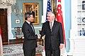 Secretary Tillerson Meets With Singaporean Foreign Minister Balakrishnan (32781706033).jpg