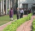 Secretary Tillerson Pays Respects to Mahatma Gandhi at Gandhi Smriti (24075121828).jpg