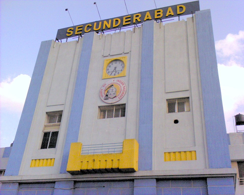 Secunderabad Rly Station 2