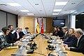 Segunda reunión entre el Ayuntamiento y la Comunidad de Madrid para el realojo de la población más vulnerable de la Cañada Real 01.jpg