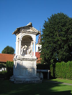 Roman tomb in Šempeter v Savinjski Dolini, in the municipality of Žalec