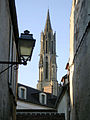 Senlis - Cathedrale vue de l'impasse Saint-Nicolas.jpg