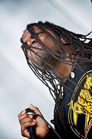 Derrick Green - Image: Sepultura @ Maquinária Festival 01