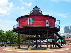 Seven Foot Knoll Light.JPG
