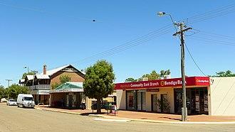 Mukinbudin, Western Australia - Shadbolt Street, Mukinbudin, 2014