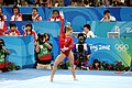 Shawn Johnson competes.jpg
