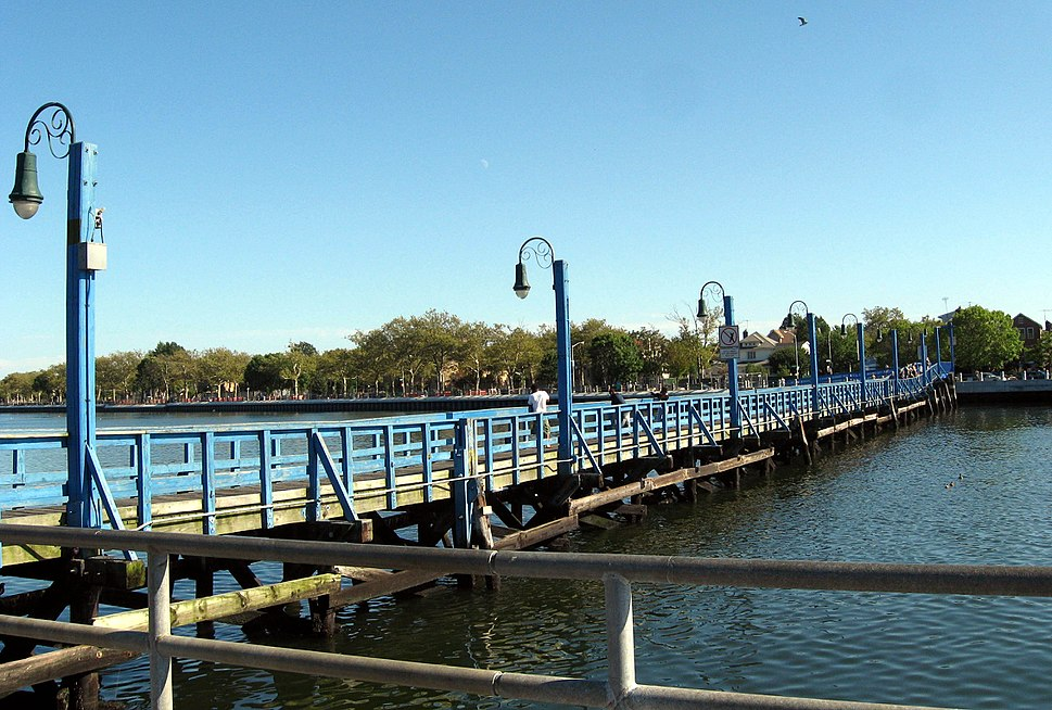 Ocean Avenue Footbridge