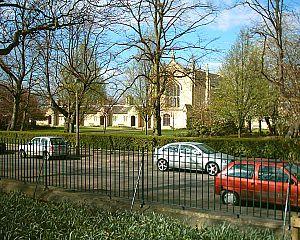 Shrewsbury Hospital - Image: Sheffield Shrewsbury Hospital 27 04 06