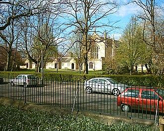 Shrewsbury Hospital - Shrewsbury Hospital