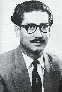 Sheikh Mujibur Rahman in 1950.jpg