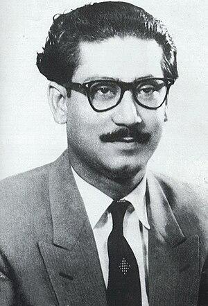Politics of Bangladesh - Sheikh Mujibur Rahman