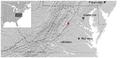 Shenandoah Salamander Plethodon shenandoah distribution map 2.png