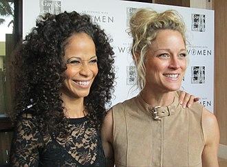 The Fosters (2013 TV series) - Series stars Sherri Saum and Teri Polo