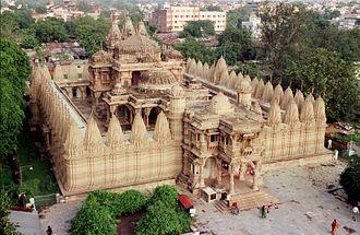 Ahmedabad - Hutheesing Jain Temple