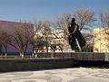 Shevchenko monument Aktau.jpg