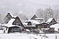 Shirakawa in winter; Gifu Prefecture; February 2018 (01).jpg