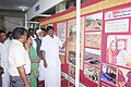 Shri P. Viswanathan, MP, going round the DAVP pavilion, at the inauguration of the Bharat Nirman Public Information Campaign at Maduranthakam, Kancipuram district in Tamil Nadu on October 04, 2012.jpg