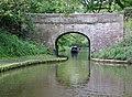 Shropshire Union Canal Bridge No 36, near Gnosall, Staffordshire - geograph.org.uk - 1388896.jpg