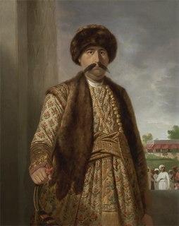 Shuja-ud-Daula 18th-century Indian nobleman