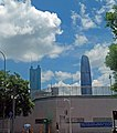 Shun Hing Square and KK100 from Luohu District.jpg