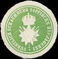 Siegelmarke F. Schaumburg-Lippische Hof Jägerei W0351923.jpg