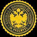 Siegelmarke K.u.K. Genie- & Befestigungs-Bau-Direction in Przemysl W0318162.jpg