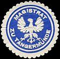 Siegelmarke Magistrat zu Tangermünde W0226399.jpg