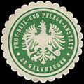 Siegelmarke Prov. Heil- und Pflege-Anstalt zu Galkhausen W0338470.jpg
