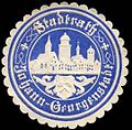 Siegelmarke Stadtrath - Johanngeorgenstadt W0234944.jpg