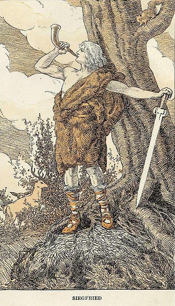 Mitovi i legende iz celog sveta 343px-Siegfried_from_Wagner