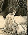 "Silent film actress Elsie Ferguson in ""The Unknown Lover"" (SAYRE 841).jpg"