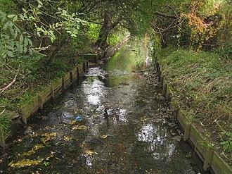 Watling Estate - Silk Stream, from Watling Avenue