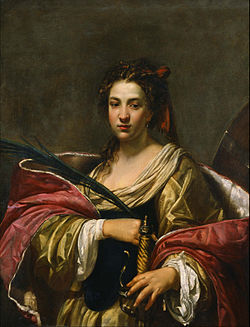 Simon Vouet - St. Catherine - Google Art Project.jpg