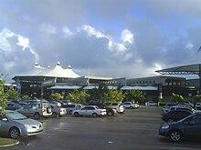 Grantley Adams International Airport - Wikipedia