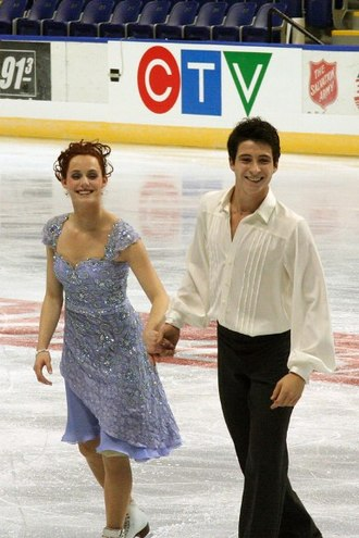 Tessa Virtue - Virtue/Moir at 2006 Skate Canada International