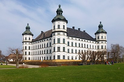 How to get to Skokloster Slott with public transit - About the place