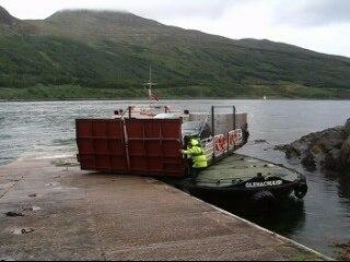 Skye ferry scotland
