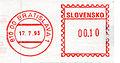 Slovakia stamp type BB1A.jpg