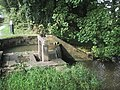 Sluice Carries Surplus Water from the Oxford Canal into the River Cherwell - geograph.org.uk - 966635.jpg