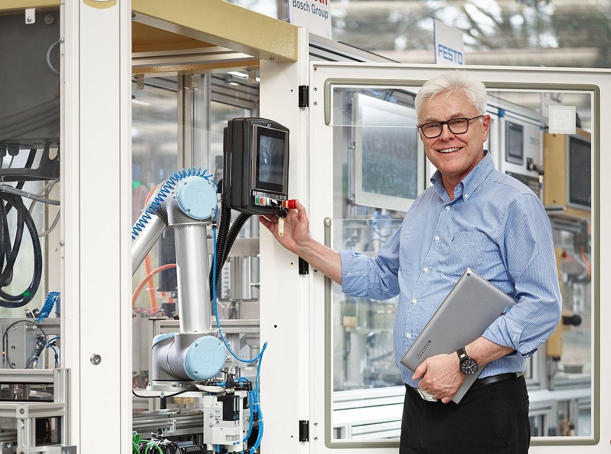 German engineer and professor