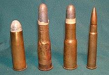 Cast bullet - Wikipedia