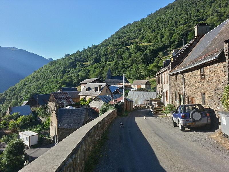 Le village de Sode